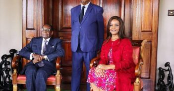 Robert Mugabe's 94th birthday