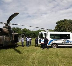 PICTURES   Morgan Tsvangirai's Body Arrives At His Burial Place In Buhera