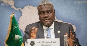 H.E. Moussa Faki Mahamat