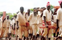 Zimbabwe Prison Inmates