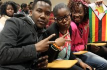 "Zimbabwe Students Society, Cyprus cordially invite you to the 2016 edition of ""Zimbabwe Independence Day Celebration and Award Night"""