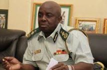 Zimbabwe prisons boss ..Paradzai Zimondi