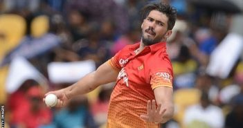 The ICC thanked Zimbabwe captain Graeme Cremer for immediately reporting the approach by Rajan Nayer