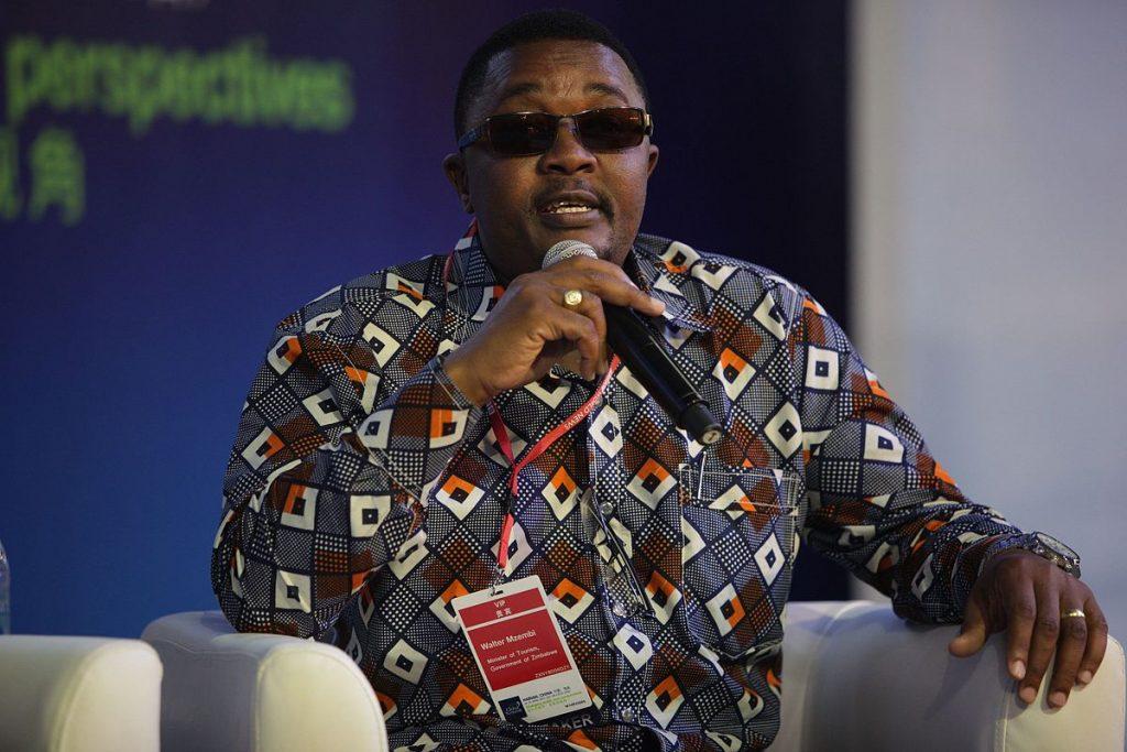 Walter Mzembi