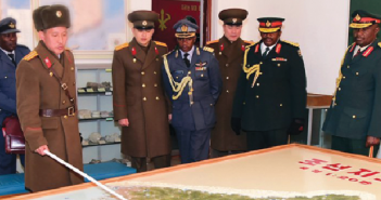 Diplomatic Tensions As Zimbabwe Military Chiefs Visit Secretive North Korea