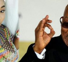 Jacob Zuma's 24 Year Old Bride To Be Deliveres a Baby Boy