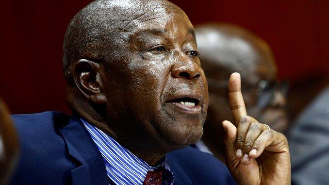 Special Advisor to President Emmerson Mnangagwa, Christopher Mutsvangwa