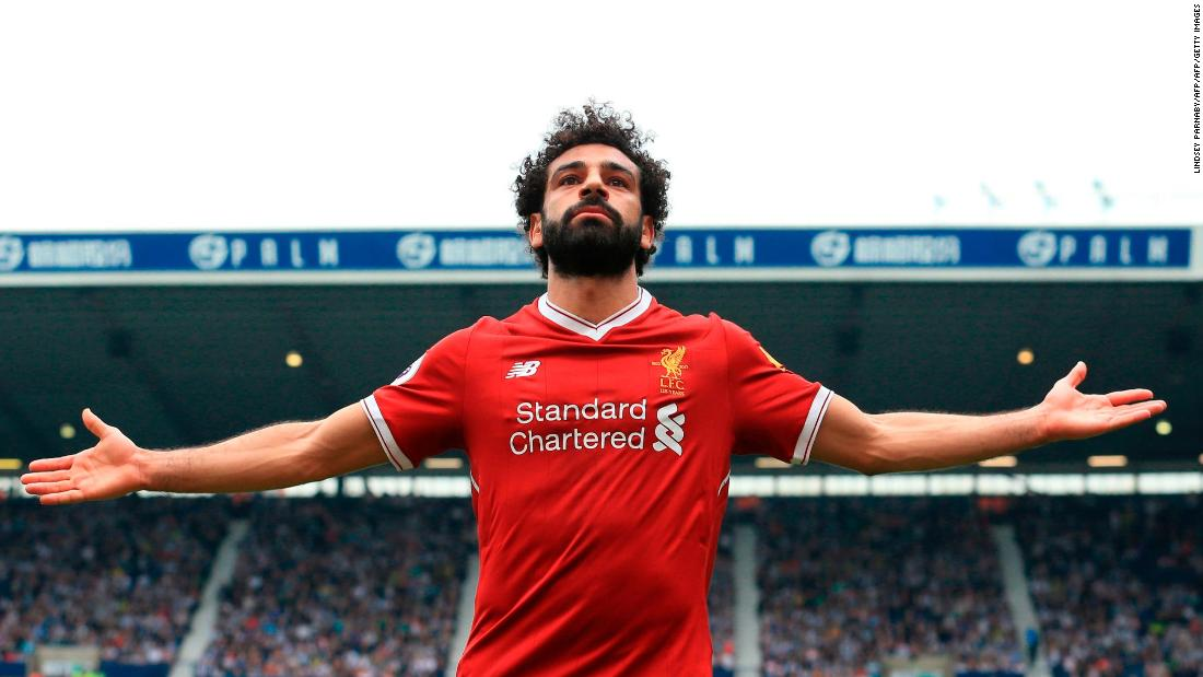 New deal for Mo Salah