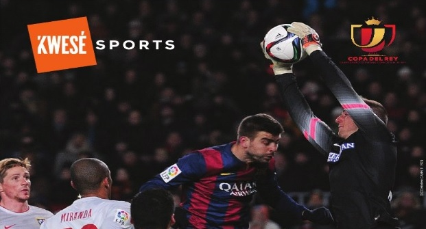 Kwesé's TV showcases sports and entertainment, including exclusives like NBA basketball, Revolt TV and VICELAND, as well as live coverage of English Premier League