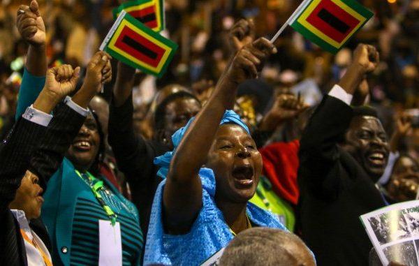 Zanu PF Fires Spokesman Simon Khaya Moyo