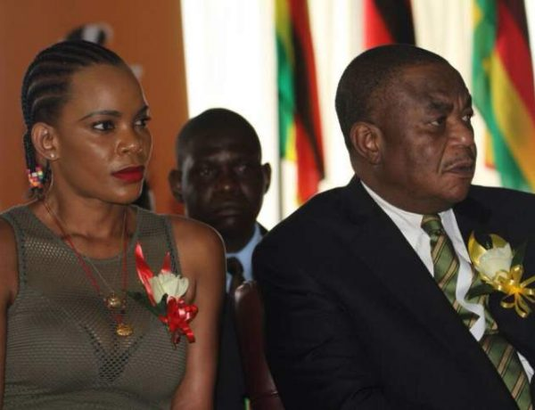 VP Chiwenga Goes for Artificial Insemination