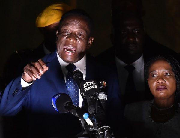 Timeline of failed plots to kill ED Mnangagwa