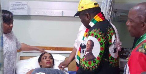 President Mnangagwa Speaks Out After Zanu PF Rally Blast