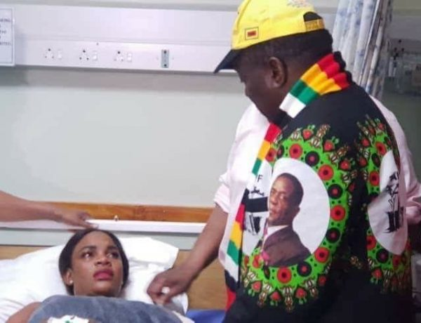 President Mnangagwa Speaks Out After Zanu PF Rally Blast