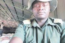 Zimbabwe Prisons and Correctional Services Discipline Officer Simon Masikati