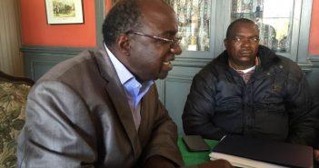 Zimbabwe National Liberation War Veterans Association spokesperson and publicity secretary, Douglas Mahiya.