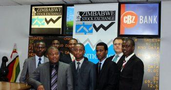 he Zimbabwe Stock Exchange