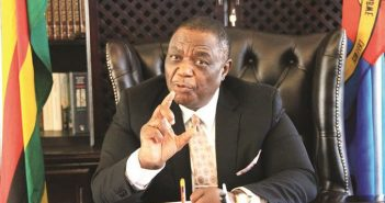 Vice President Constantino Chiwenga