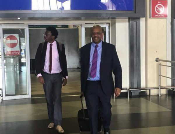 Nelson Chamisa's SA lawyers must apply to me to work in Zimbabwe: Justice Minister