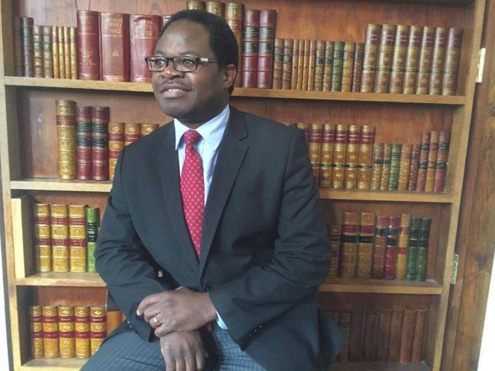Taffi Nyawanza