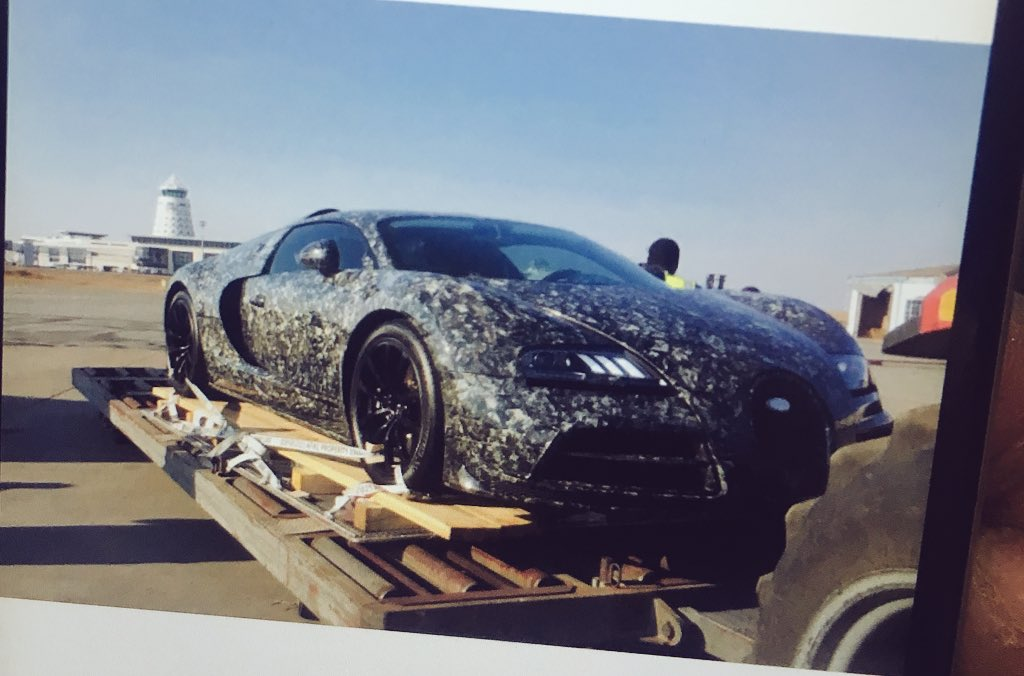 Shock Disbelief After 3 5m Bugatti Veyron Lands In Harare
