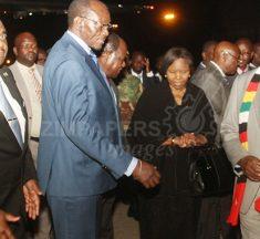 President Mnangagwa Leaves for UN, May not Travel Outside 25 km Radius of New York
