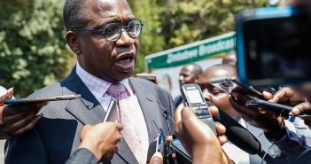 Finance Minister Mthuli Ncube was a former professor at Oxford and a vice president at the African Development Bank