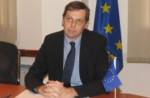 Former EU ambassador to Zimbabwe Philip Van Damme