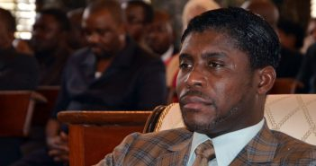 Lavish lifestyle ... Equatorial Guinea Vice President Teodorin Nguema Obiang