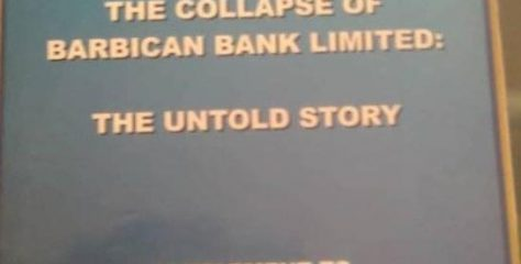 EXCLUSIVE: FINANCE Minister Mthuli Ncube Letter Challenging  Gideon Gono Barbican Bank Closure