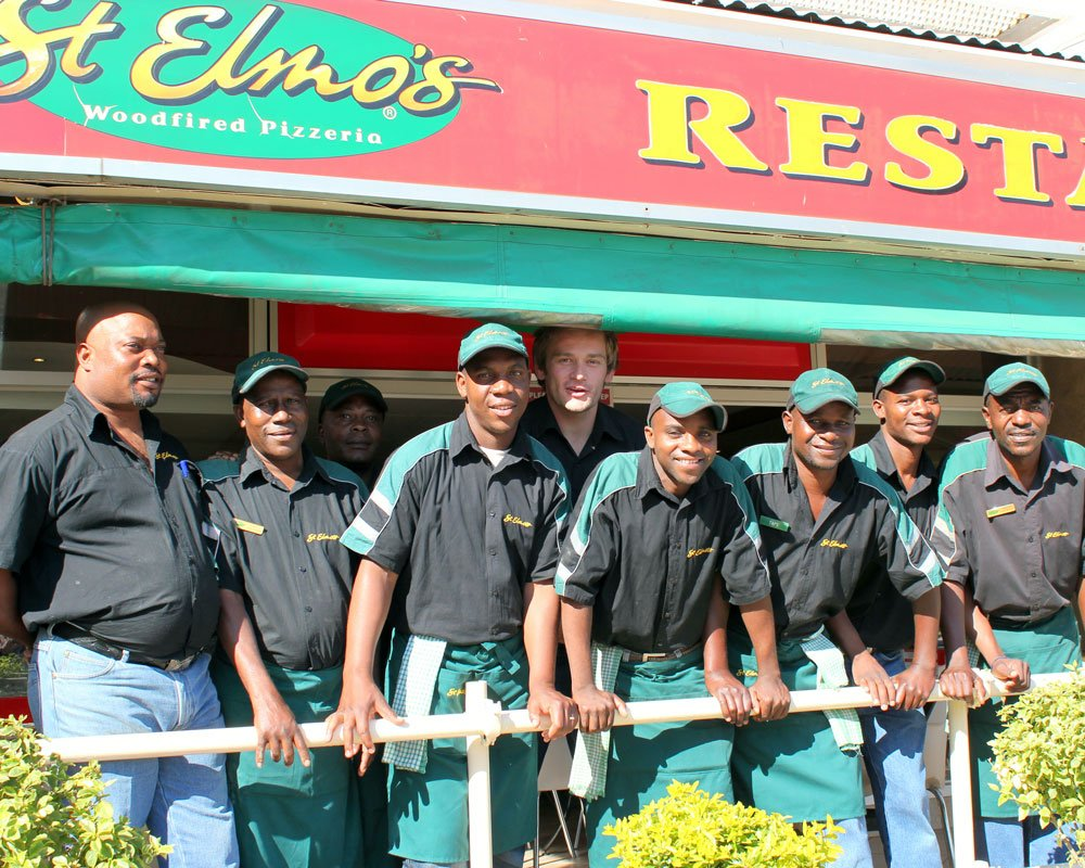 Fast Food Outlets In Zimbabwe