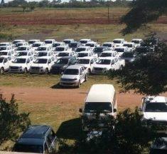 Mnangagwa 's shocking $5 million  luxury cars gift to former ministers