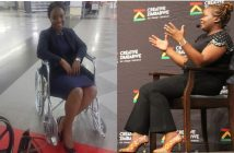 Twitter war ... Fadzayi Mahere (left) says she is taking legal action against Petina Gappah (right) over the latter's Twitter comments