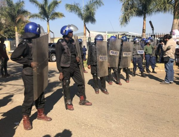 15 000 Zimbabwe Police Officers to Lose Jobs