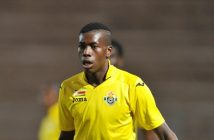 Own goal ... Teenage Hadebe conceded own goal as Zimbabwe were denied victory