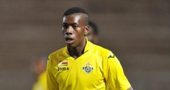 Own goal ... Teenage Hadebe conceded own goal as Zimbabwe were denied victory