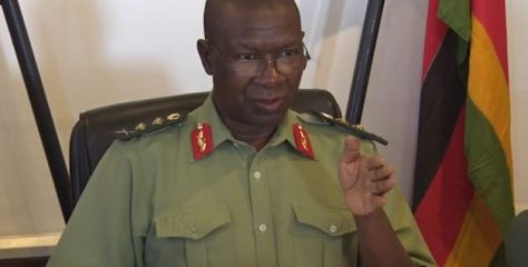 Mnangagwa retires four top generals as he moves to take full control of the army