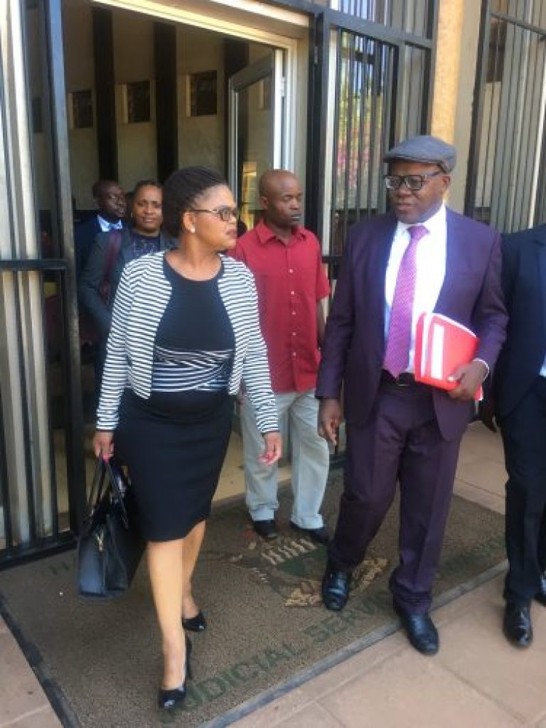 Biti Tendai goes on trial on charges of contravening the Electoral Act after he allegedly unlawfully and unofficially announced the 30 July 2018 presidential election results