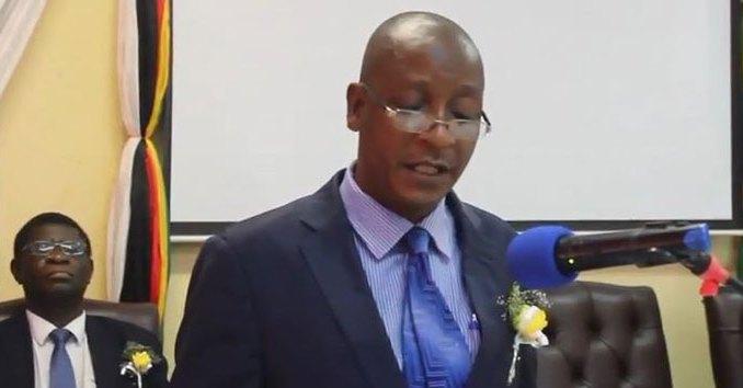Justice, Legal and Parliamentary Affairs Minister Ziyambi Ziyambi