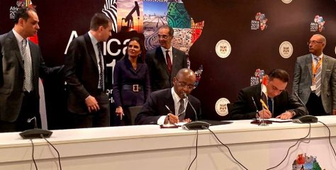Strive Masiyiwa Seals £400 million Investment  Deal in Egypt