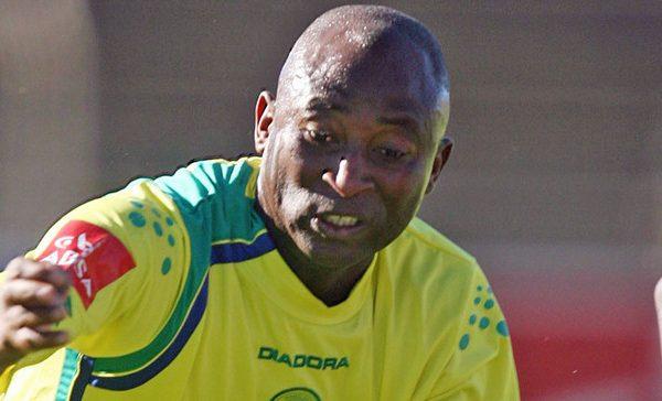 Peter Ndlovu faces sack at Mamelodi Sundowns