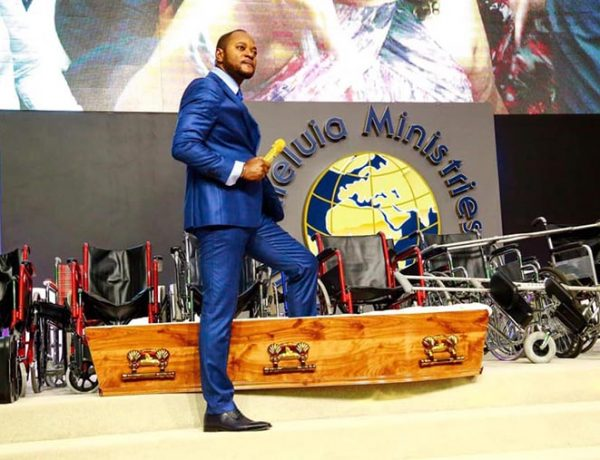 Pastor Alph Lukau Paid Elliot R50,000 Before He Died