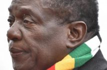 Globe trotter ... President Emmerson Mnangagwa left Angola on Saturday