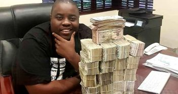 CONTROVERSIAL businessman Wicknell Chivayo