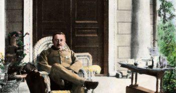The late Cecil John Rhodes.