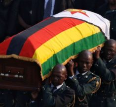 Acres of empty seats as Zimbabwe snubs  Robert Mugabe sendoff