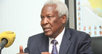 Former Defence Minister Sydney Sekeramayi