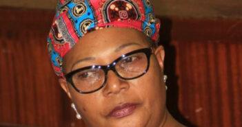 MDC-T leader Thokozani Khupe