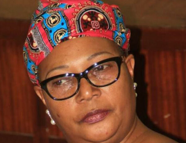Khupe Barred From Attending POLAD Meetings