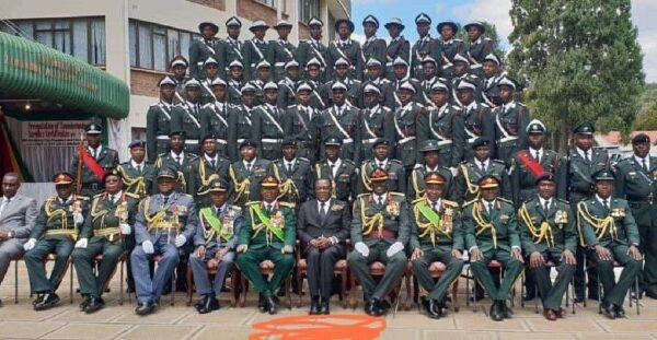 Military  will rule forever: Zimbabwe vice president